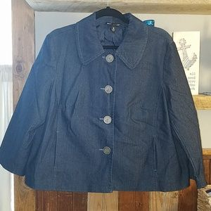 Briggs New York jacket size 16